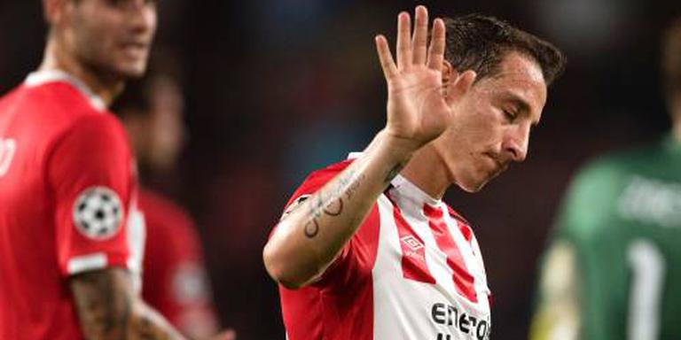 PSV nog zonder Guardado en Narsingh