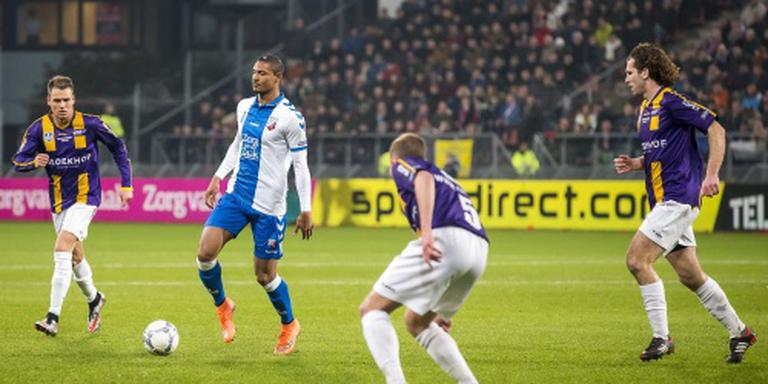 FC Utrecht maakt eind aan bekeravontuur VVSB