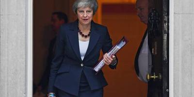 May: kabinet steunt brexit-deal