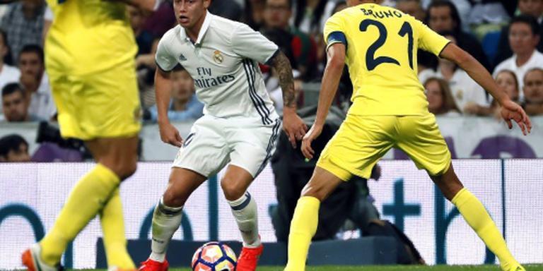 Real Madrid verspeelt eerste punten