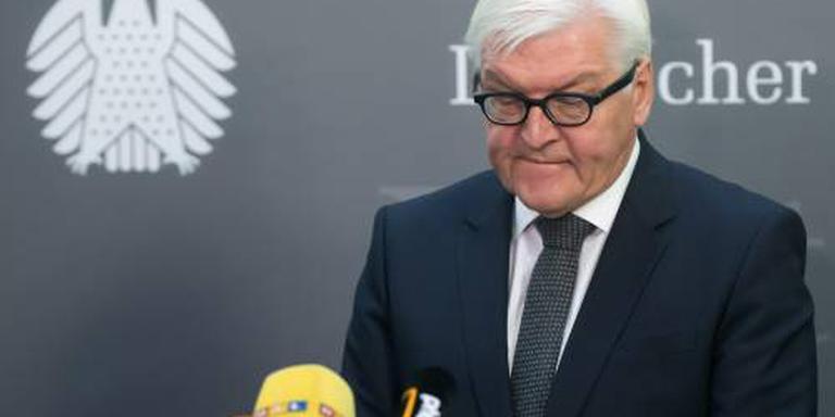 Steinmeier kandidaat Duits presidentschap