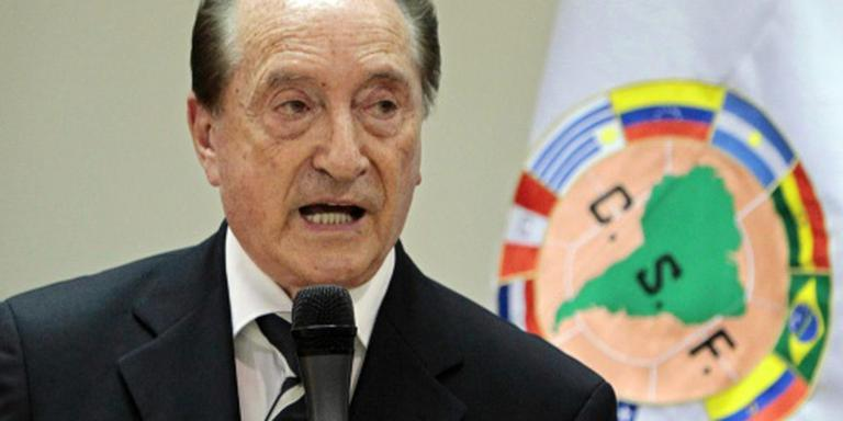 FIFA-bobo Figueredo aangeklaagd in Uruguay
