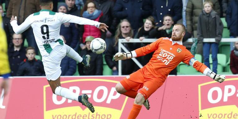 FC Groningen vergroot degradatienood Cambuur
