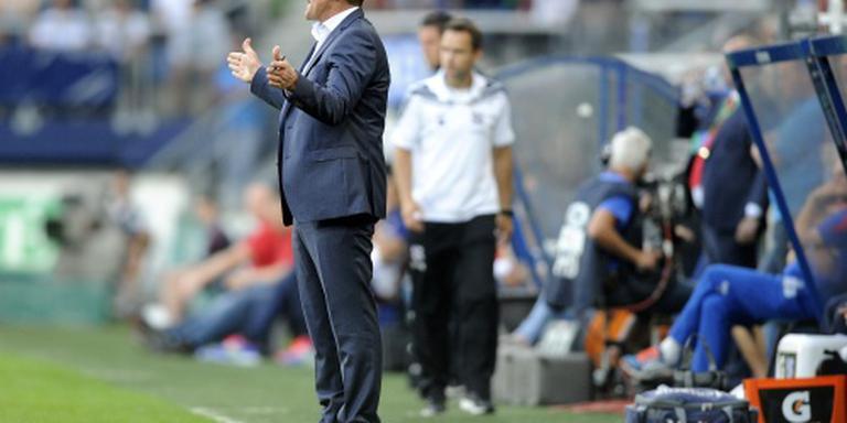 KNVB haalt coaches Stekelenburg en Lodeweges