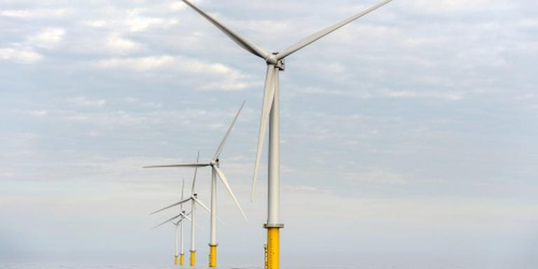 Windpark Borssele valt flink goedkoper uit