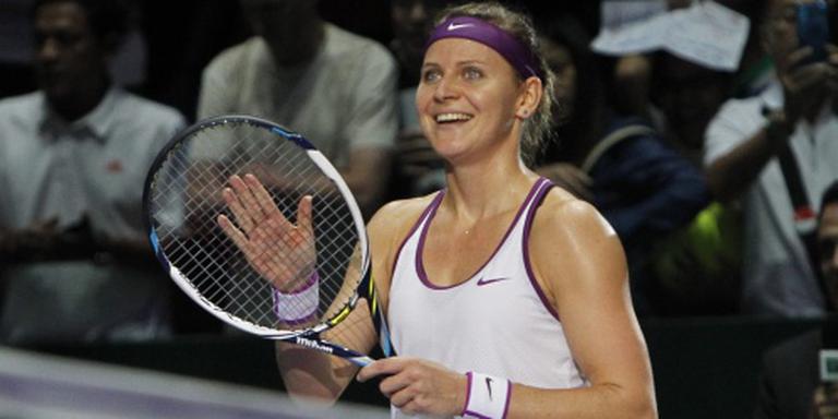 Safarova herstelt zich met toernooizege