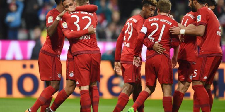 Bayern tankt vertrouwen richting Juventus