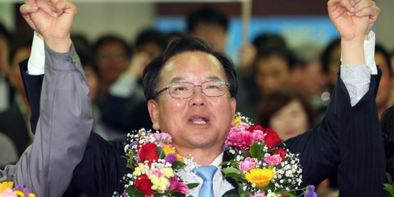 Oppositie wint verkiezingen Zuid-Korea