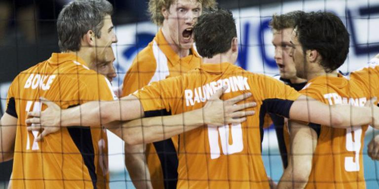 World League volleybal in Nederland