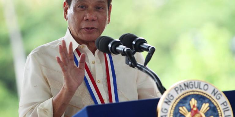 Obama wil niet met Duterte praten
