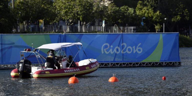 Roeiwedstrijden in Rio uitgesteld