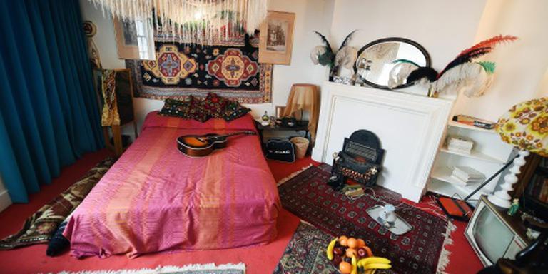 Appartement Jimi Hendrix open voor publiek