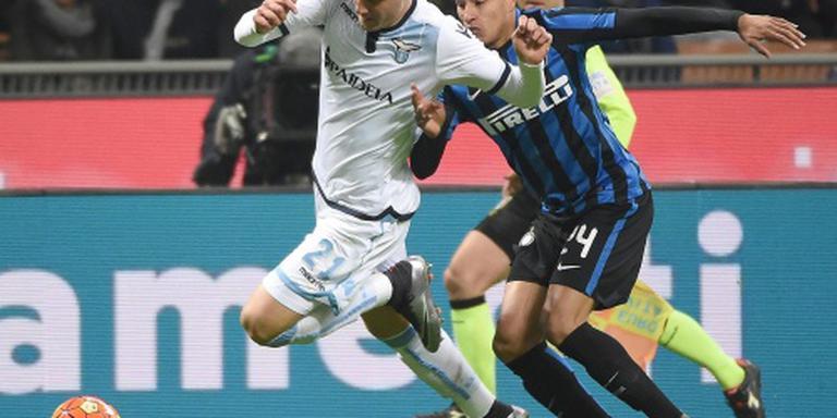 Dure nederlaag voor Internazionale