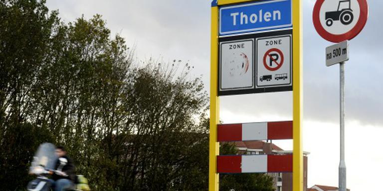 Dode bij ongeval in Tholen