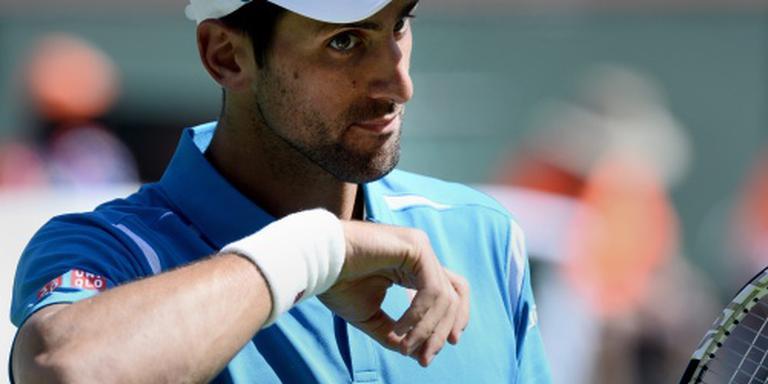 Djokovic betuigt spijt