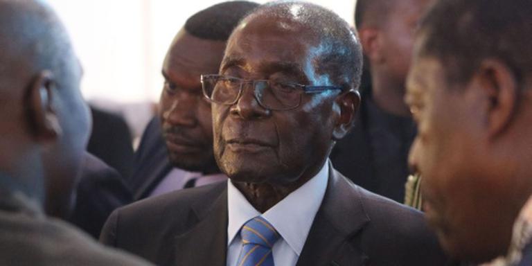 Mugabe verliest belangrijke steun