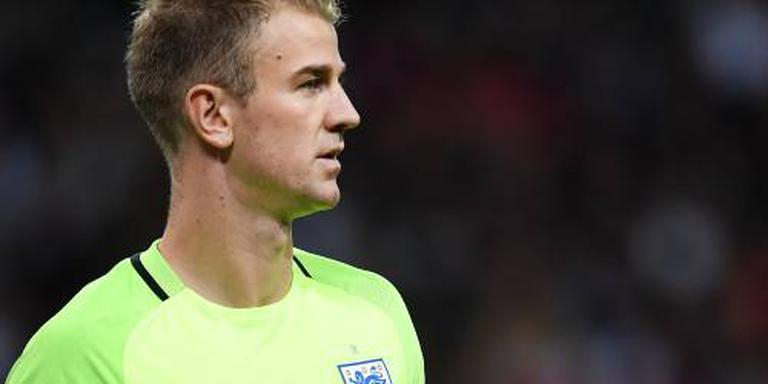 Keeper Hart van Manchester City naar Burnley