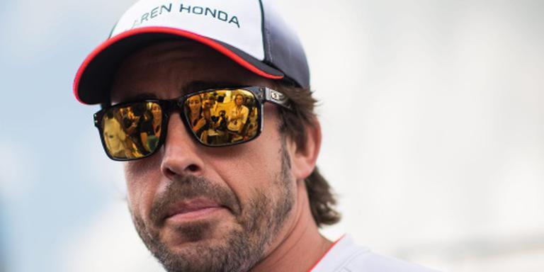 Alonso kritisch op Formule 1