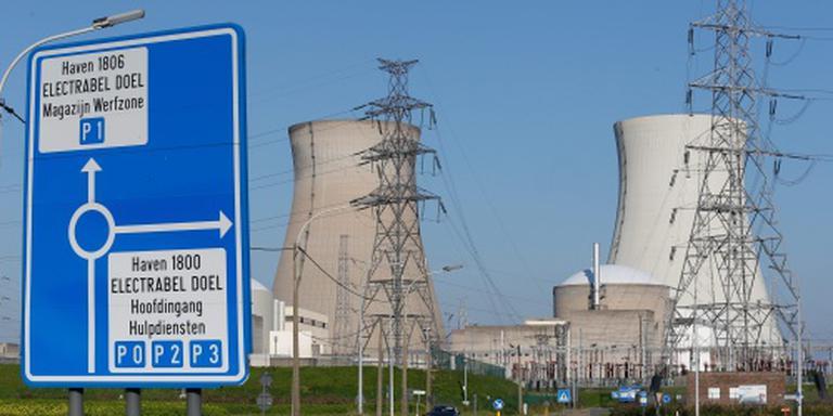 Kernreactor Doel 1 ligt stil