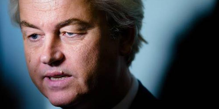 PVV-fractie protesteert tegen strafeis