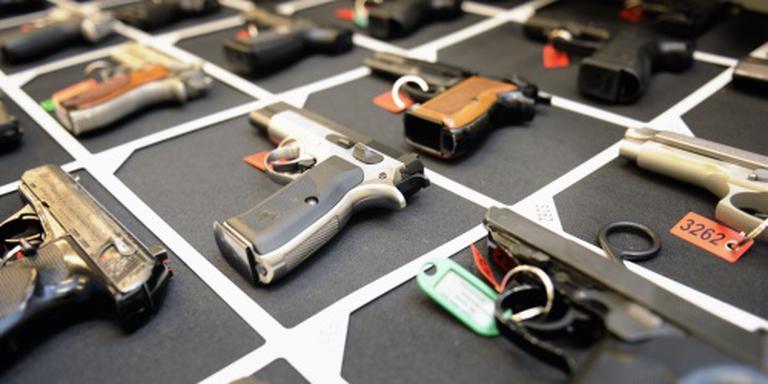 Kleine groep Amerikanen bezit helft wapens
