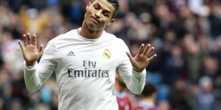 Ronaldo liep een-op-een in 2015