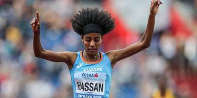 Hassan mikt op 5000 en 10.000 meter