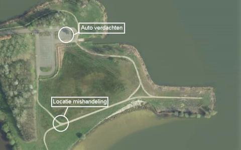 Dove man (31) op brute wijze beroofd en mishandeld bij de Grote Rietplas in Emmen: 'Drie daders vielen hem van achteren aan'