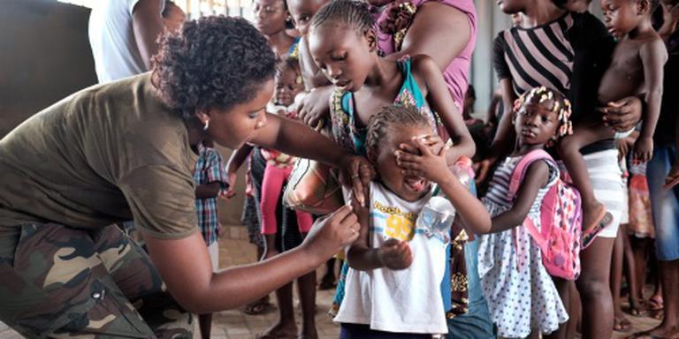 Rode Kruis: mogelijk crisis door gele koorts