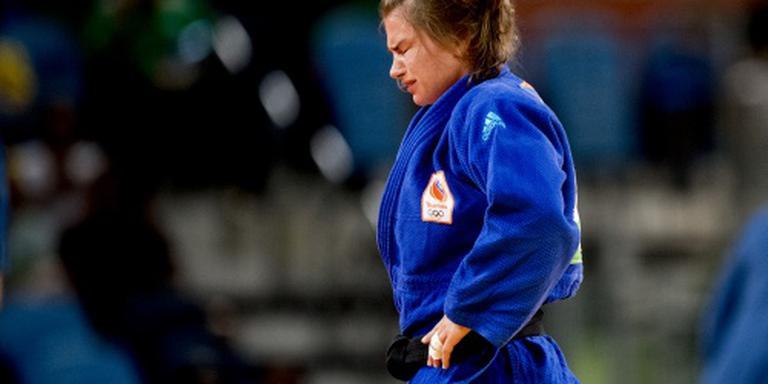 Judoka Verhagen uitgeschakeld in Rio