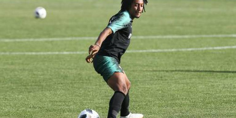 Gelson Martins voor zes jaar naar Atlético