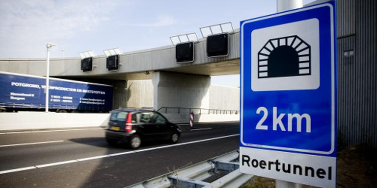 Tunnels A73 weer open na storing