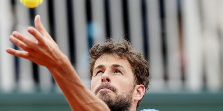 Haase eerste Nederlander op Wimbledon