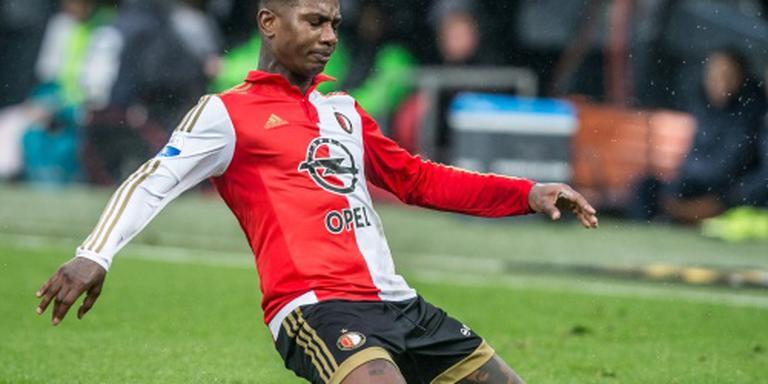 Ook Elia verlengt contract bij Feyenoord