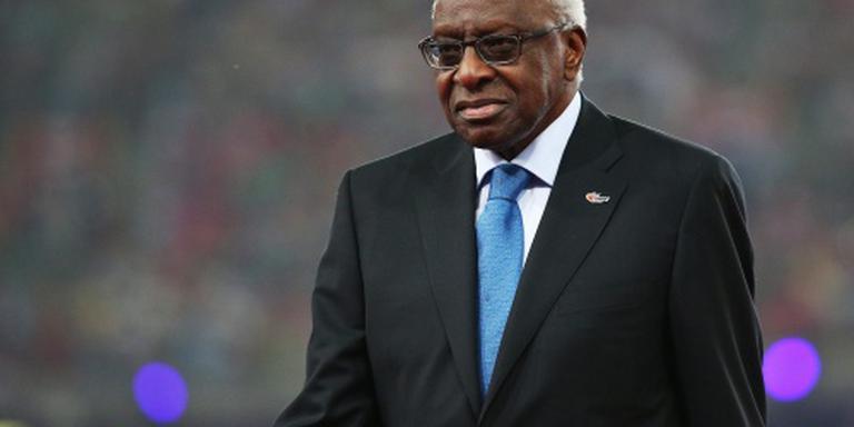 IAAF-medewerkers probeerden Diack te stoppen
