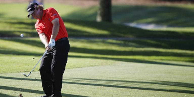 Primeur voor golfer McGirt