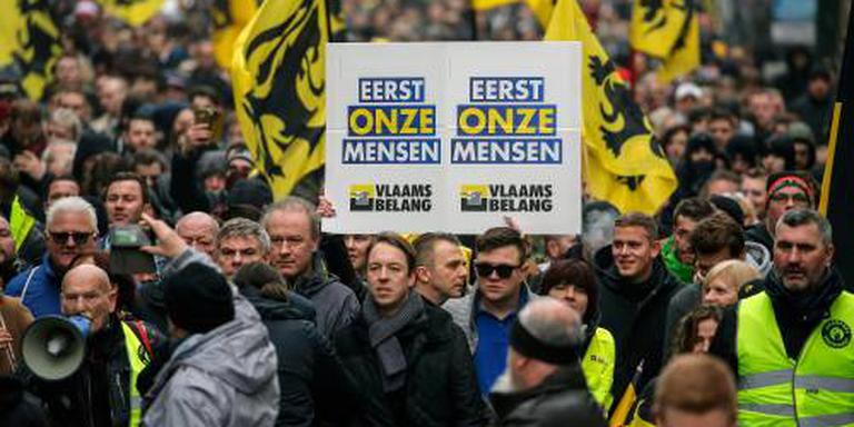 Dode en gewonde bij actie gele hesjes België