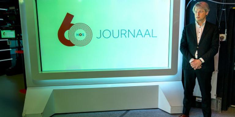 Oud-presentatoren bij jarig NOS Journaal