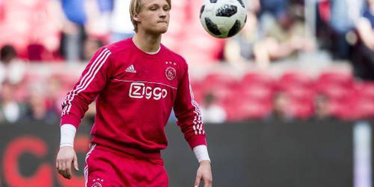 Ajax voorzichtig met Dolberg