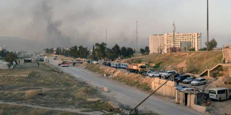 Syrië meldt Israëlische luchtaanval