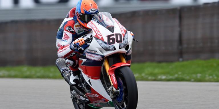 Wegracer Van der Mark naar Yamaha