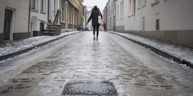 Schone fietspaden en huisvuil uitdaging Stad