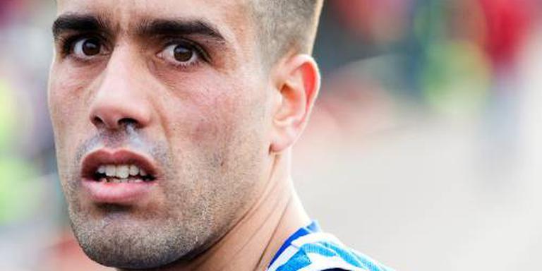 Choukoud: liefst Nederlands kampioen