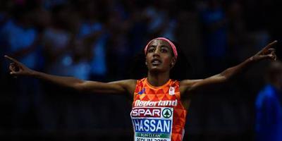 Hassan onderscheiden op atletiekgala