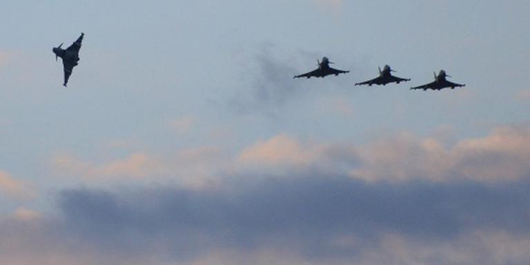 'RAF doodde bijna duizend IS-strijders'