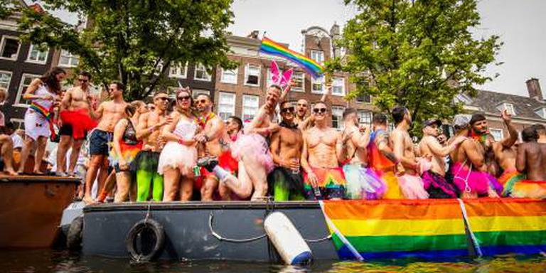 Organisatie Pride Amsterdam trots op verloop