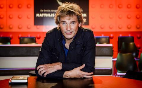 Matthijs van Nieuwkerk wordt de nieuwe presentator van College Tour