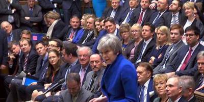 Lagerhuis weer druk met brexitplannen