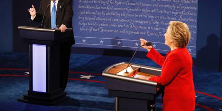 Trump-bots versloegen Clinton-bots na debat
