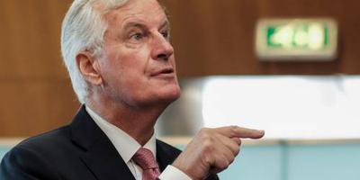 Barnier: meer tijd nodig voor brexitakkoord